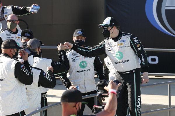 #2: Brad Keselowski, Team Penske, Ford Mustang MoneyLion