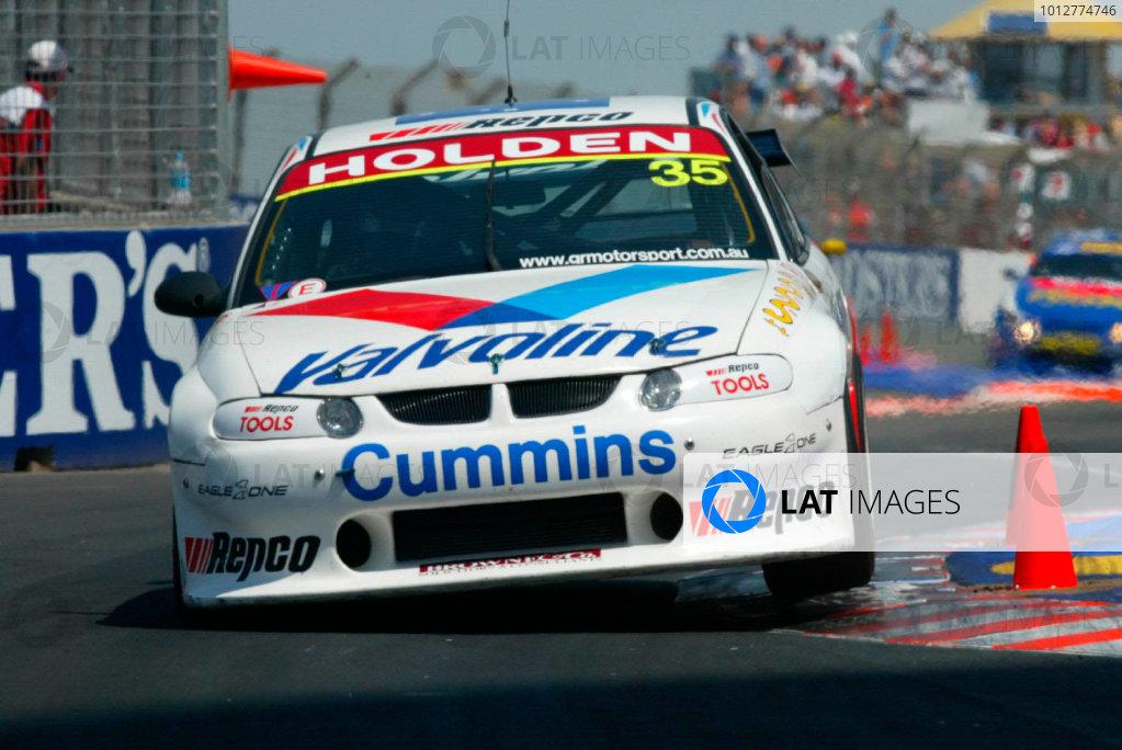 2002 Australian V8 Supercars