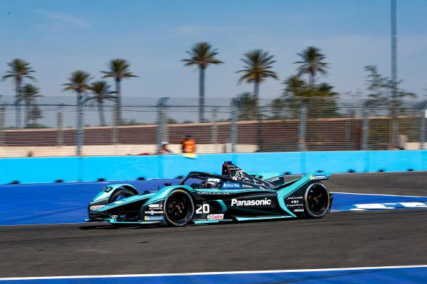 Jamie Chadwick (GBR), Rookie Test Driver for Panasonic Jaguar Racing, Jaguar I-Type 4