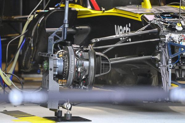 Renault front wheel