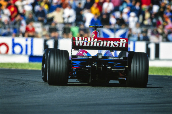 Ralf Schumacher, Williams FW21 Supertec.