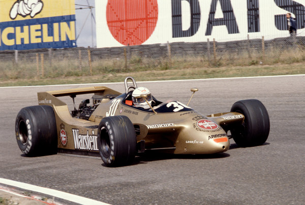1979 Dutch Grand Prix.