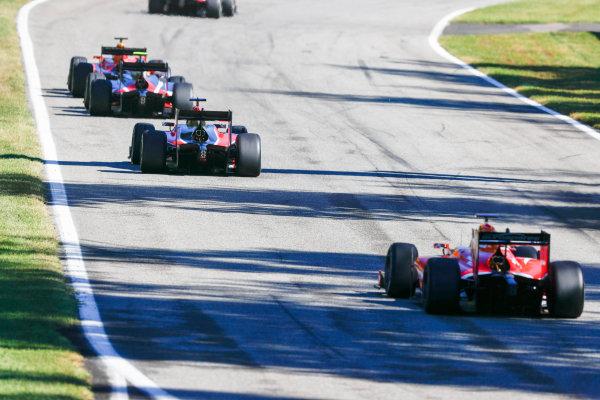 Autodromo Nazionale di Monza, Italy. Sunday 3 September 2017  Photo: Bloxham/FIA Formula 2 ref: Digital Image _W6I4743
