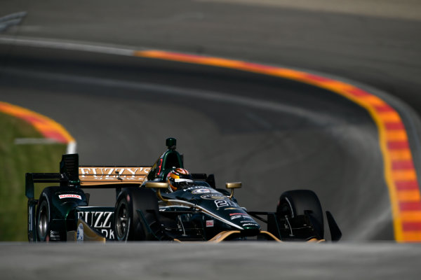 Verizon IndyCar Series IndyCar Grand Prix at the Glen Watkins Glen International, Watkins Glen, NY USA Friday 1 September 2017 JR Hildebrand, Ed Carpenter Racing Chevrolet World Copyright: Scott R LePage LAT Images