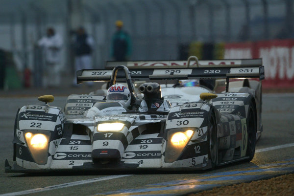 2003 Le Mans 1000kmsLe Mans, France. 8th - 9th November 2003.World Copyright: John Brooks/LAT Photographicref: Digital Image Only