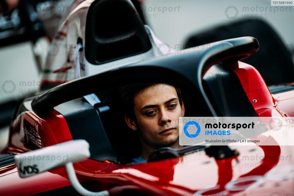 Louis Deletraz (CHE, Charouz Racing System)