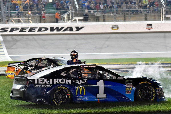 #1: Jamie McMurray, Chip Ganassi Racing, Chevrolet Camaro Cessna
