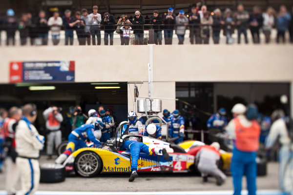 Paul Ricard, France. 9th - 11th April 2010. 