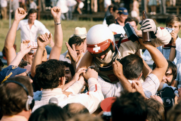 Osterreichring, Zeltweg, Austria. 14-16 August 1970.