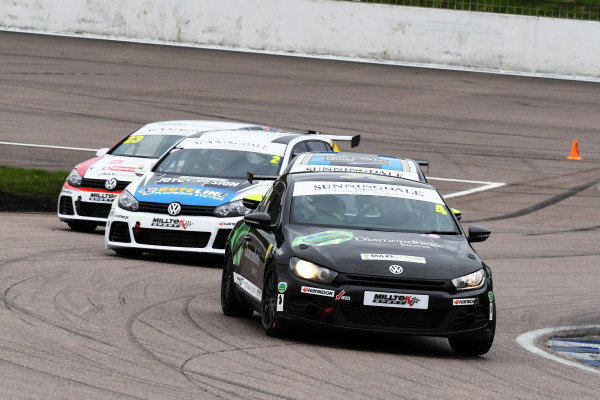 Dennis Strandberg Maximum Motorsport Volkswagen Scirocco