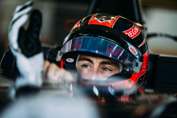 2016 GP3 Series Testing. Estoril, Portugal. Thursday 24 March 2016. Steijn Schothorst (NED) Campos  World Copyright: Malcolm Griffiths/LAT Photographic. ref: Digital Image F80P4953