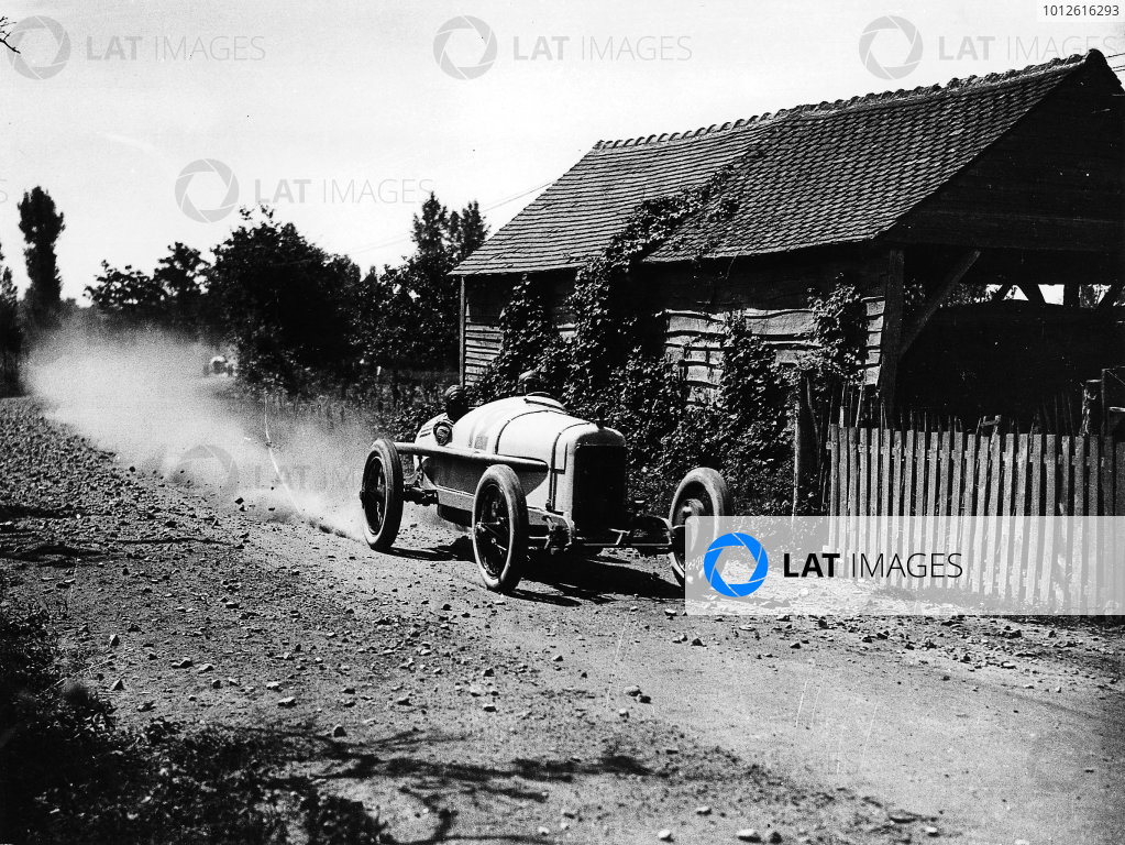 Le Mans, France. 25th July 1921.