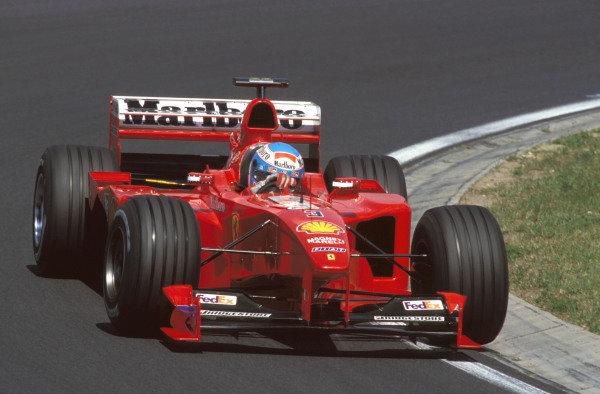 Mika Salo, Ferrari F399.