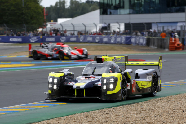 #4 ByKolles Racing Team Enso CLM P1/01: Oliver Webb, Tom Dillmann, Paolo Ruberti.