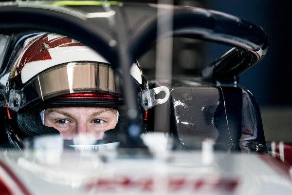 Fabio Scherer (CHE) Sauber Junior Team by Charouz