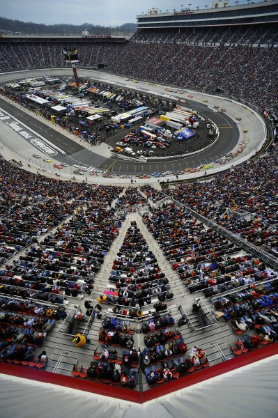 14-16 March 2008, Bristol, Tennessee, USA Bristol Motor Speedway. ©F.Peirce Williams 2008, USA  LAT Photographic