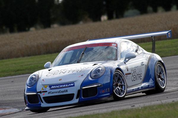 2015 Porsche Carrera Cup, Snetterton, Norfolk. 8th-9th August 2015, Pete Parsons (GBR)  World copyright.Jakob Ebrey/LAT Photographic