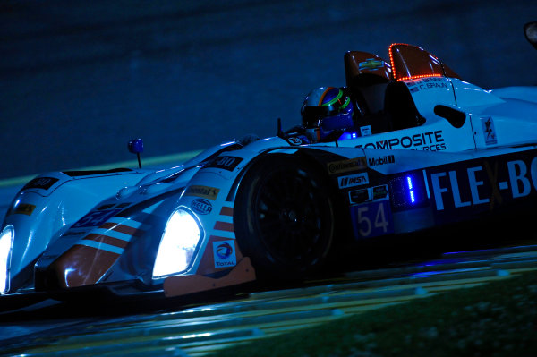 6-7 June, 2014, Kansas City, Kansas USA 54, Chevrolet, ORECA FLM09, PC, Jon Bennett, Colin Braun ?2014, F. Peirce Williams LAT Photo USA