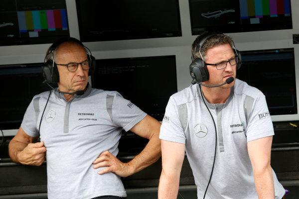 2014 DTM Championship Round 4 - Norisring, Germany 27th - 29th June 2014  Peter M?cke (GER) Team M?cke Motorsport and Ralf Schumacher (GER), Team RSC M?cke World Copyright: XPB Images / LAT Photographic  ref: Digital Image 3187942_HiRes