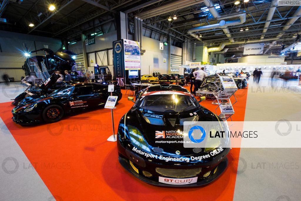 2017 Autosport International Formula V8 3 5 Photo