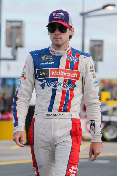 Monster Energy NASCAR Cup Series Coca-Cola 600 Charlotte Motor Speedway, Concord, NC USA Thursday 25 May 2017 Ryan Blaney, Wood Brothers Racing, Motorcraft/Quick Lane Tire & Auto Center Ford Fusion World Copyright: Matthew T. Thacker LAT Images ref: Digital Image 17CLT2mt1172