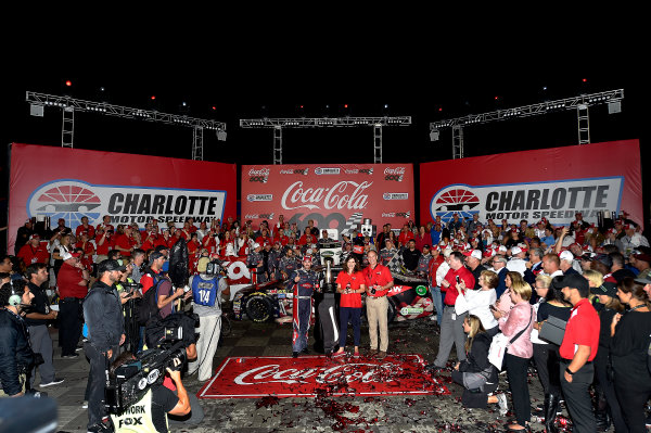 Monster Energy NASCAR Cup Series Coca-Cola 600 Charlotte Motor Speedway, Concord, NC USA Monday 29 May 2017 Austin Dillon, Richard Childress Racing, Dow Salutes Veterans Chevrolet SS World Copyright: Rusty Jarrett LAT Images ref: Digital Image 17CLT2rj_10481