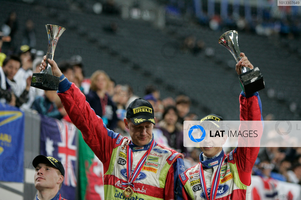 FIA World Rally Championship 2008