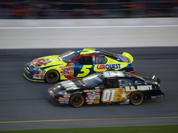 NASCAR Cup Photos Daytona International Speedway 2007