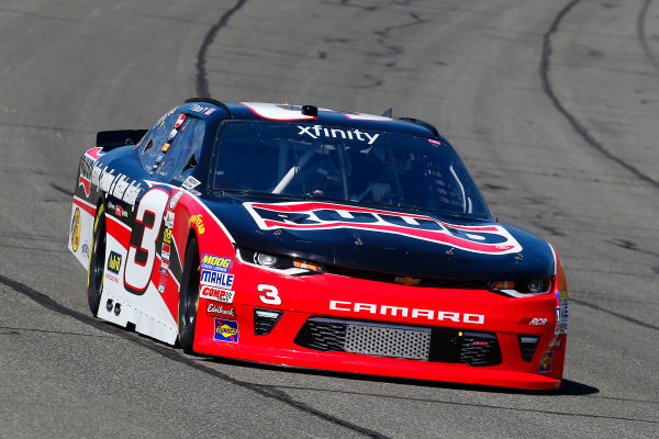 2017 NASCAR Xfinity Series Service King 300 Auto Club Speedway, Fontana, CA USA Friday 24 March 2017 Ty Dillon World Copyright: Russell LaBounty/LAT Images ref: Digital Image 17FON1rl_1236