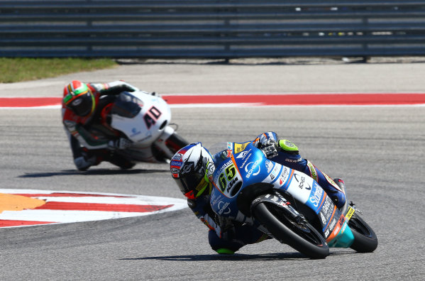 2017 Moto3 Championship - Round 3 Circuit of the Americas, Austin, Texas, USA Sunday 23 April 2017 Philipp Ottl, Schedl GP Racing World Copyright: Gold and Goose Photography/LAT Images ref: Digital Image Moto3-R-500-2960