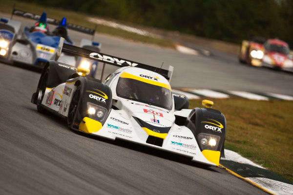 Intercontinental Le Mans Cup and American Le Mans Series.