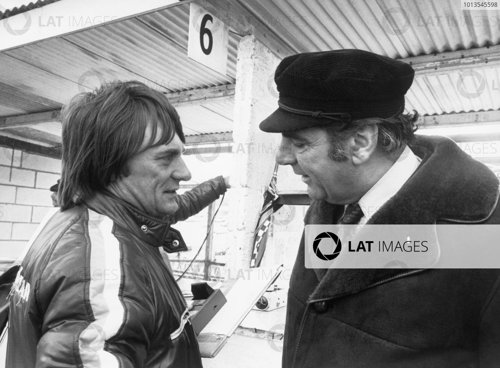 Brands Hatch, England. 17th March 1974.