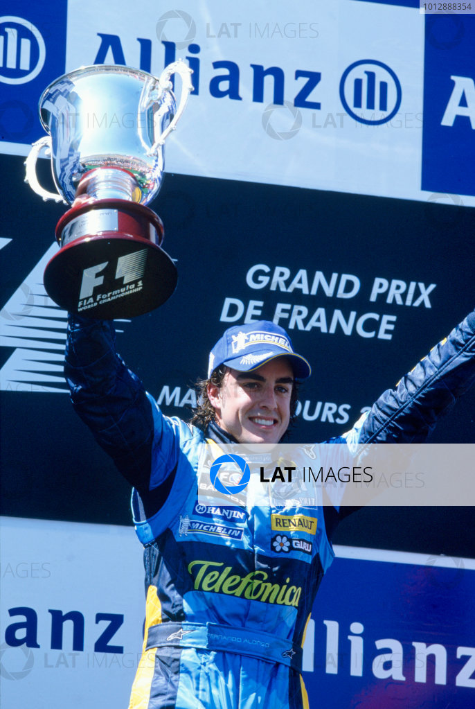 2005 French Grand Prix.