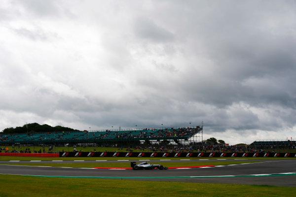 Silverstone, Northamptonshire, UK Friday 8 July 2016. Nico Rosberg, Mercedes F1 W07 Hybrid. World Copyright: Hone/LAT Photographic ref: Digital Image _ONY7223