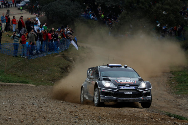 Round 04-Rally Portugal 28/3-1/4 2012. Dennis Kuipers, Ford  WRC, ActionWorldwide Copyright: McKlein/LAT