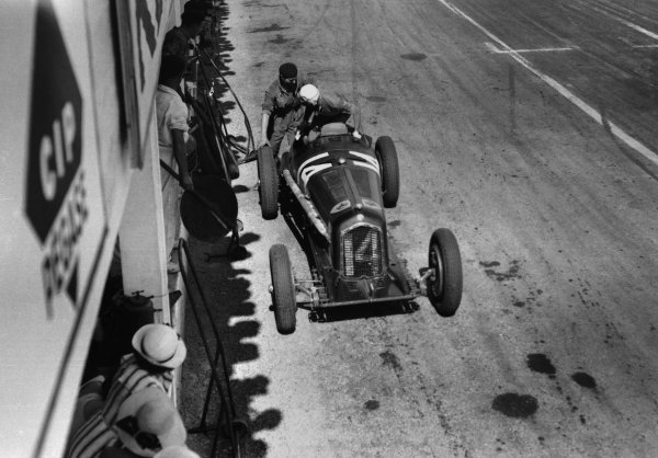 Reims, France. 8 July 1934.