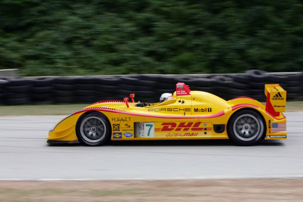 Romain Dumas (FRA) Penske Motorsports Porsche RS Spyder.American Le Mans Series, Rd7, Road America, Elkhart Lake, USA, 20 August 2006.DIGITAL IMAGE