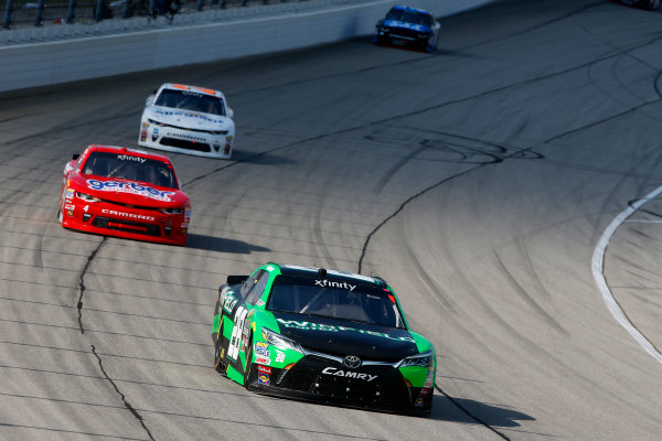 NASCAR XFINITY Series TheHouse.com 300 Chicagoland Speedway, Joliet, IL USA Saturday 16 September 2017 Dakoda Armstrong, WinField United Toyota Camry World Copyright: Lesley Ann Miller LAT Images