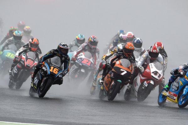 2017 Moto3 Championship - Round 15 Motegi, Japan. Sunday 15 October 2017 Adam Norrodin, SIC Racing Team World Copyright: Gold and Goose / LAT Images ref: Digital Image 22623
