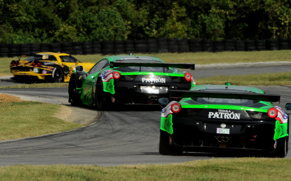 13-15 September, 2012, Alton, Virginia USA