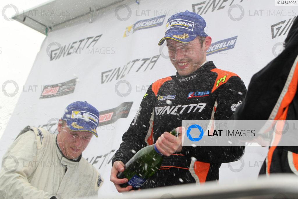 Round 1 - Brands Hatch, UK