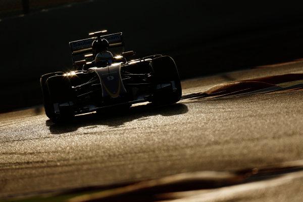 Circuit de Catalunya, Barcelona, Spain Monday 22 February 2016. Marcus Ericsson, Sauber C35 Ferrari. World Copyright: Alastair Staley/LAT Photographic ref: Digital Image _R6T8342