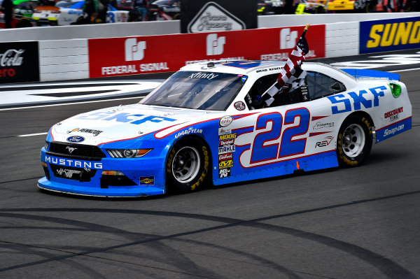 NASCAR XFINITY Series Pocono Green 250 Pocono Raceway, Long Pond, PA USA Saturday 10 June 2017 Brad Keselowski, SKF Ford Mustang World Copyright: Rusty Jarrett LAT Images ref: Digital Image 17POC1rj_3214