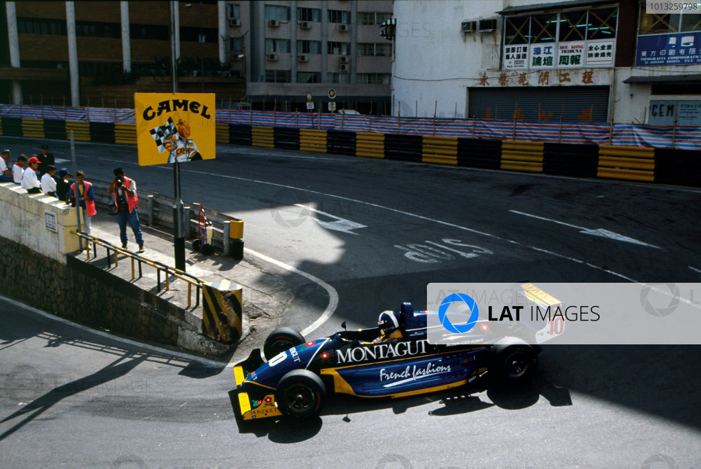 1991 Macau Formula Three Grand Prix.