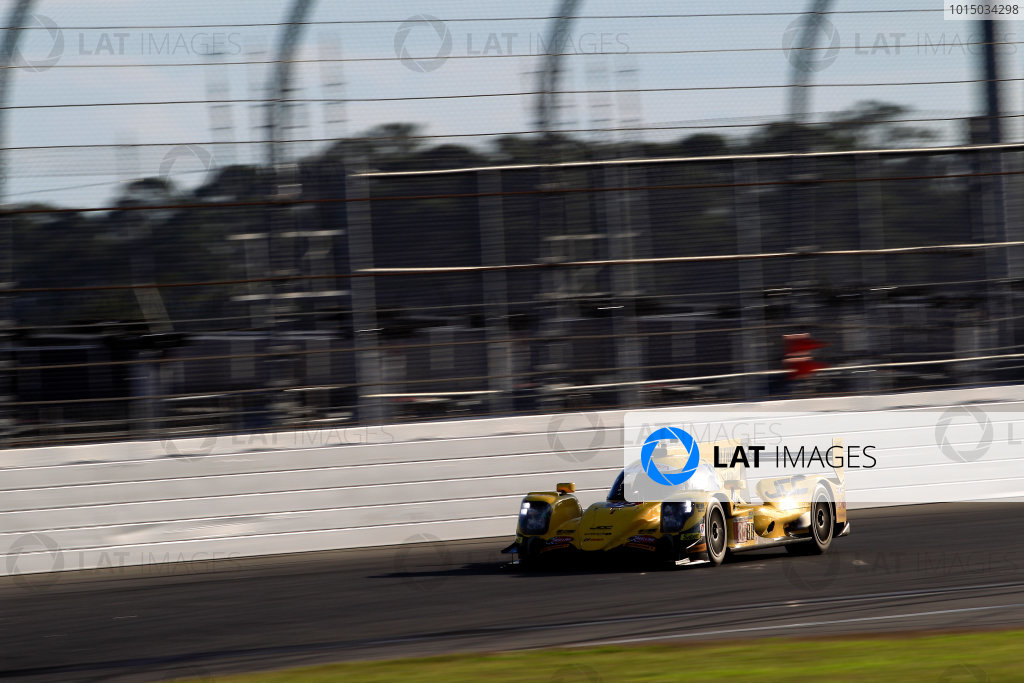 2017 WeatherTech Sportscar Championship December Daytona Testing Wednesday 6 December 2017 #85 JDC/Miller Motorsports ORECA LMP2: Simon Trummer  World Copyright: Alexander Trienitz/LAT Images  ref: Digital Image 2017-IMSA-Test-Dayt-AT1-1931