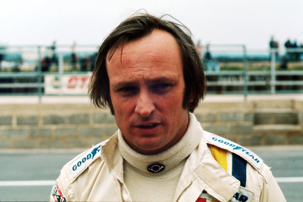 Silverstone, Great Britain. 11th April 1976.