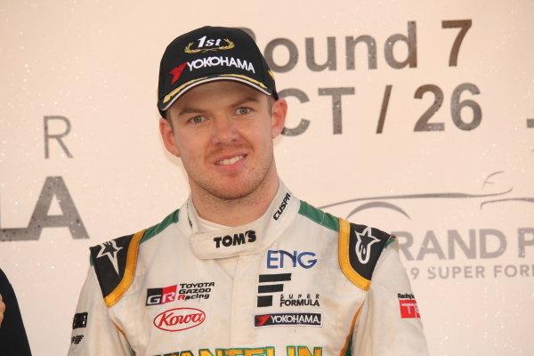 Winner 2nd position & 2019 driver's champion Nick Cassidy ( #37 VANTELIN TEAM TOM'S )