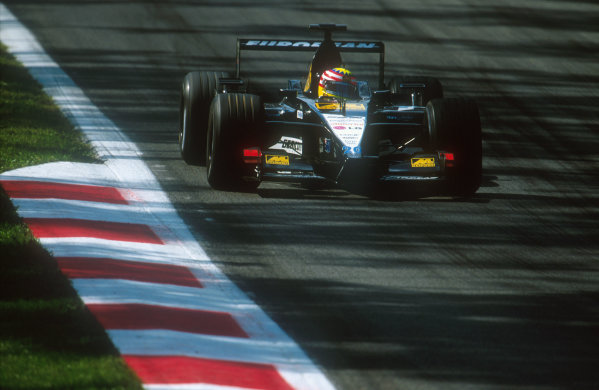 2001 Italian Grand Prix.