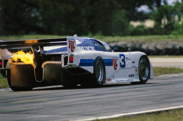John Paul, Jr. / Wayne Pickering / Ken Madren, Pegasus Racing, March 84G Buick.