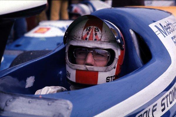 1972 Formula One World Championship.Rolf Stommelen (Eifelland 21-Ford).World Copyright - LAT Photographic